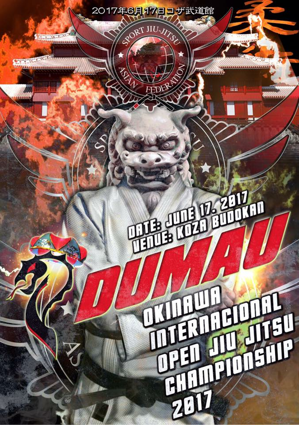 asjjf dumau okinawa international open tournament 2017