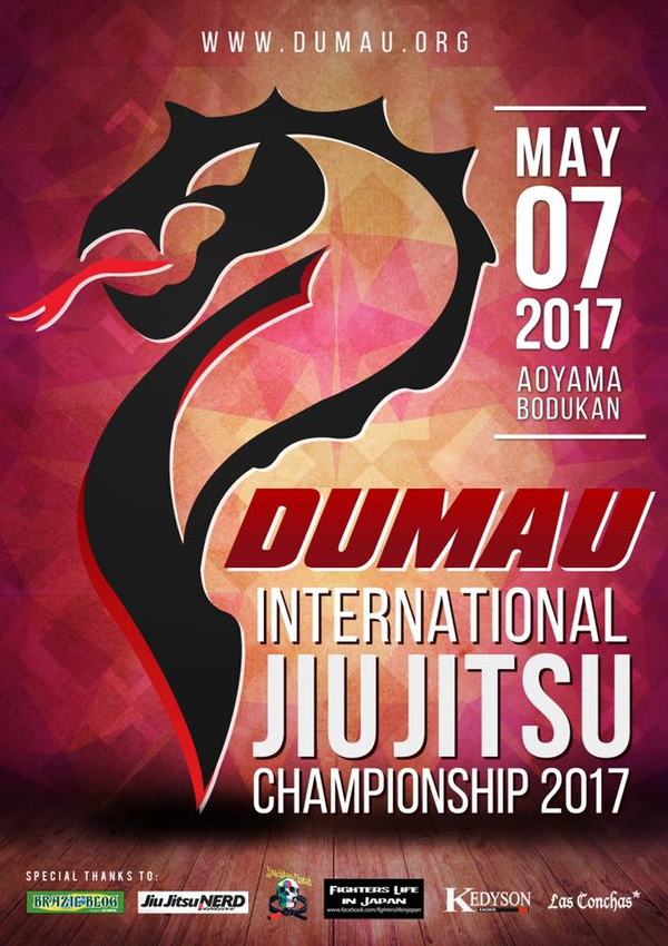 asjjf - dumau international jiu jitsu championship 2017