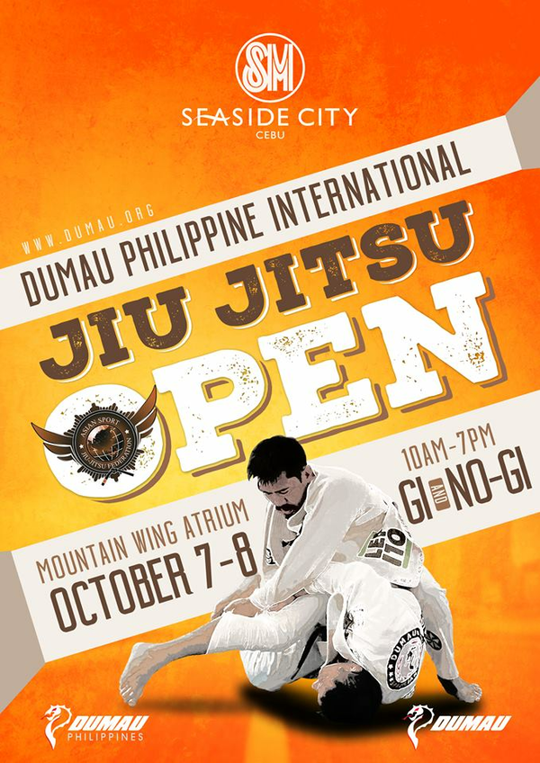 asjjf - dumau philippine international jiu jitsu open tournament 2017