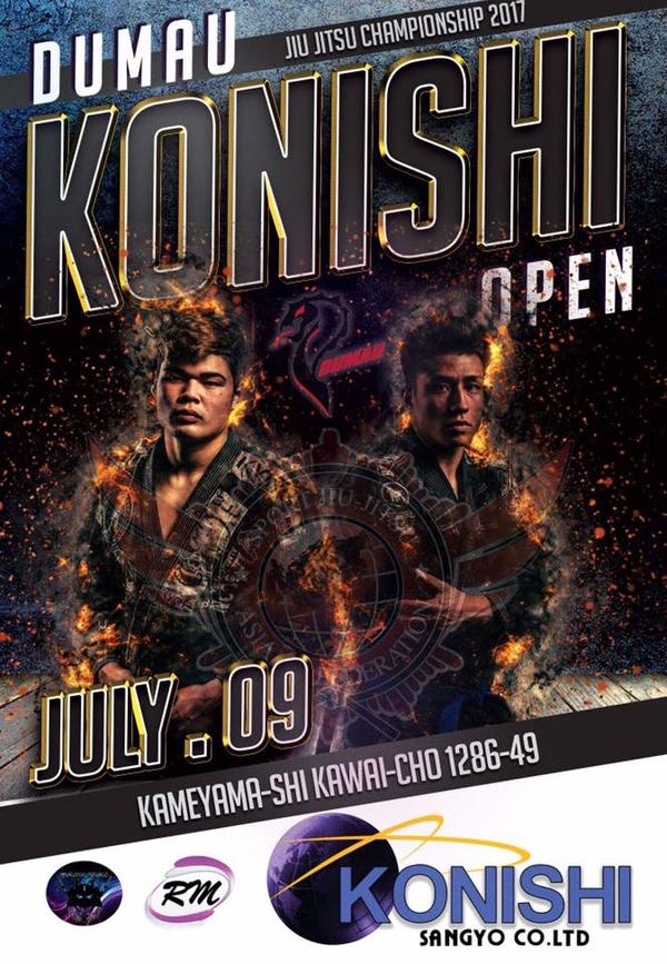 konishi open jiu jitsu championship 2017