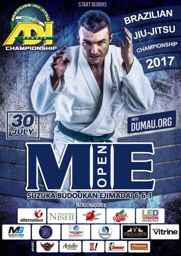 mie open jiu jitsu championship 2017