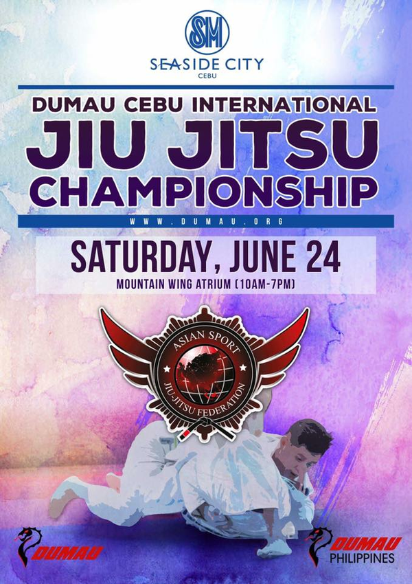 asjjf dumau cebu international jiu jitsu open championship 2017