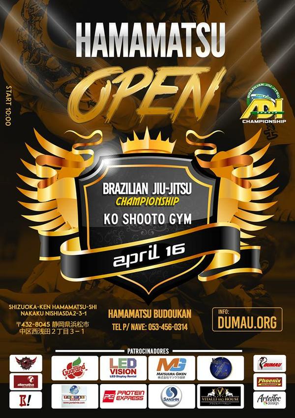hamamatsu open 2017