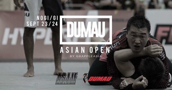 asjjf asian open no-gi tournament 2017