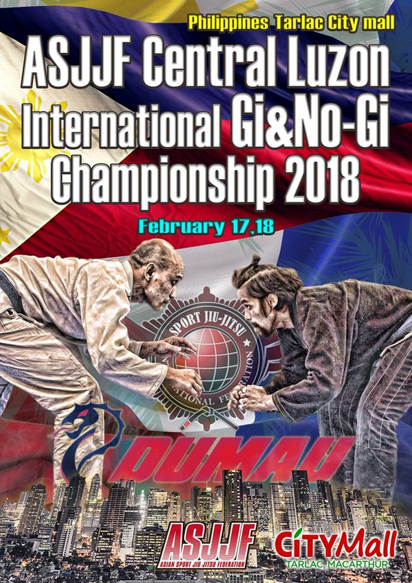 asjjf central luzon international no-gi championship 2018