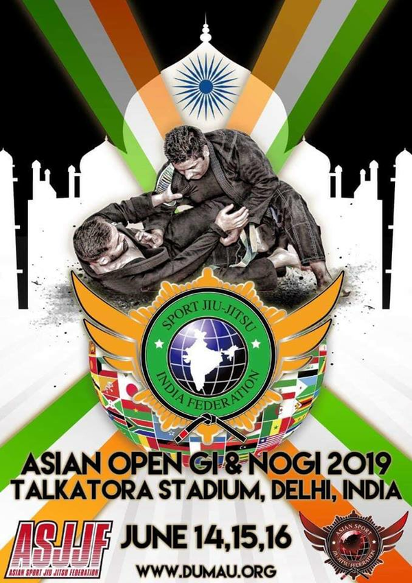 asjjf asian open no-gi championship 2019