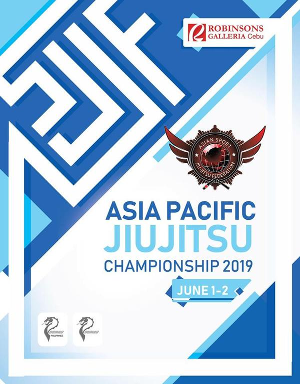 asia pacific jiu jitsu championship 2019