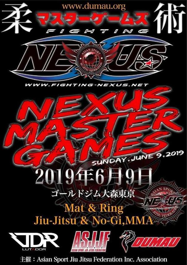 nexus masters games 2019