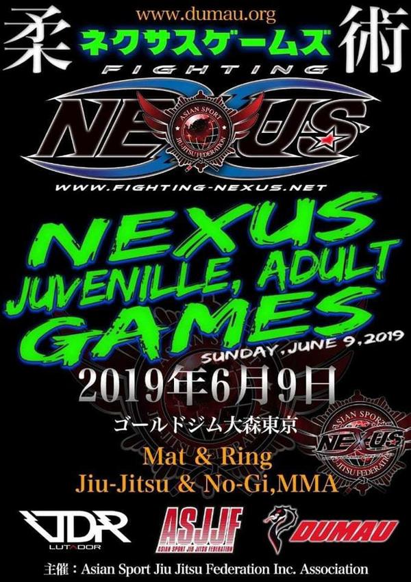nexus games 2019