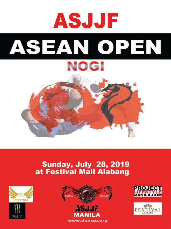 asjjf asean open no-gi championship 2019