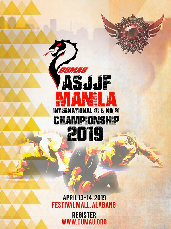 asjjf manila international open no-gi championship 2019