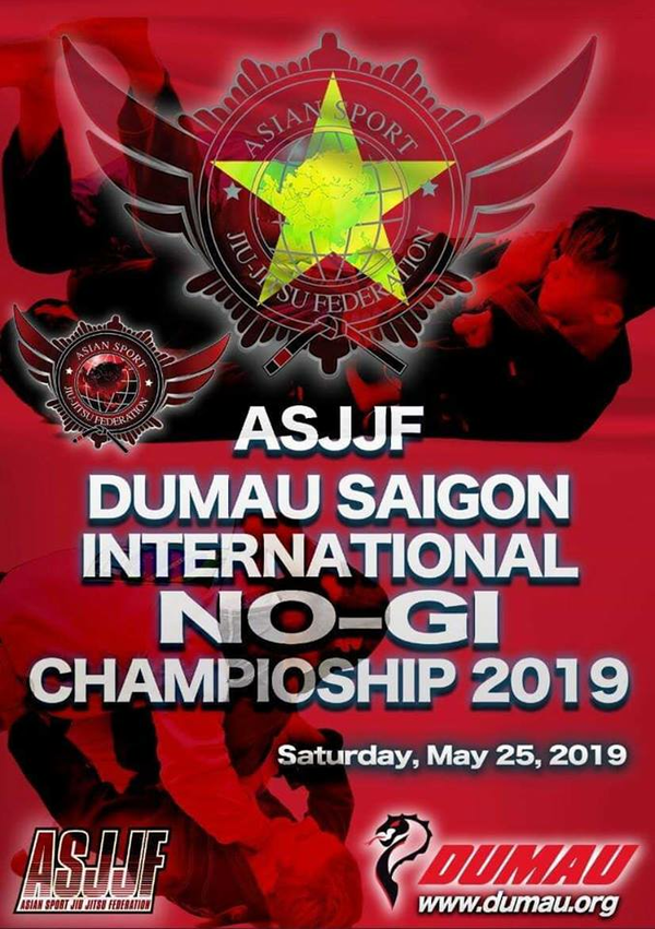 asjjf dumau saigon international no-gi championship 2019
