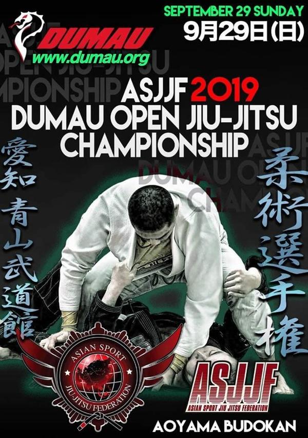 asjjf dumau open jiu jitsu championship 2019
