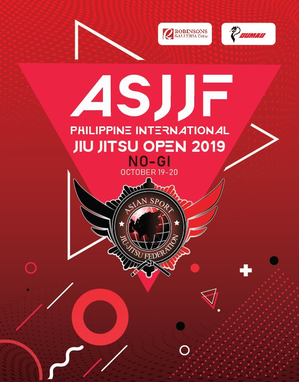 asjjf philippine international no-gi open 2019