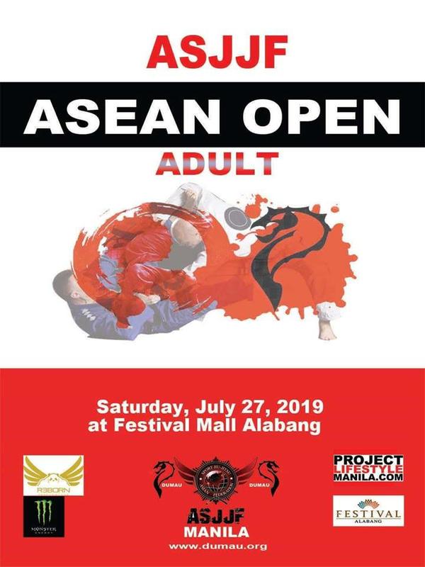 asjjf asean open jiu jitsu championship 2019
