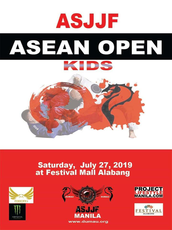 asjjf asean open kids jiu jitsu championship 2019