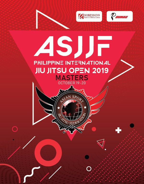 asjjf philippine international master jiu jitsu open 2019