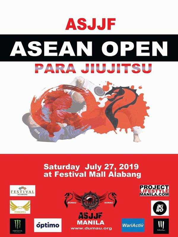 asjjf asean parajiu jitsu championship 2019