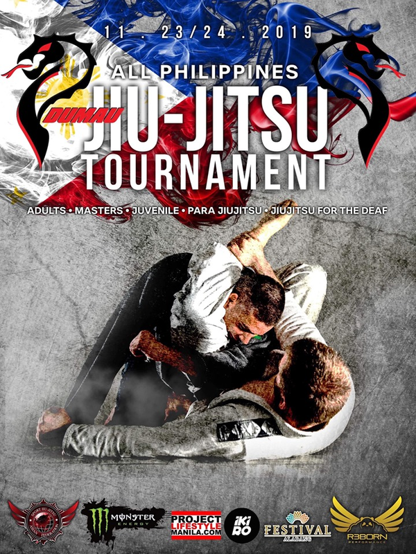 asjjf 1st all philippines deaf jiu jitsu championship 2019