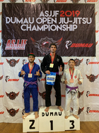 MALE PURPLE ADULT Open Weight  Podium Photos