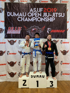 MALE BLUE MASTER 1 Open Weight  Podium Photos