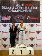 MALE BLACK MASTER 3 Open Weight  Podium Photos