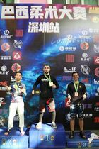 MALE WHITE ADULT Open Weight  Podium Photos