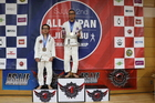 MALE WHITE MASTER 3 Rooster  Podium Photos