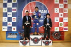MALE GREY JUNIOR TEEN Middle  Podium Photos