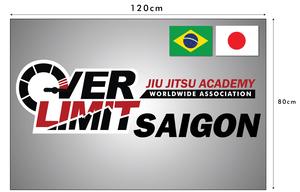 Over Limit Jiu Jitsu Saigon